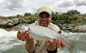 Noso fisherman